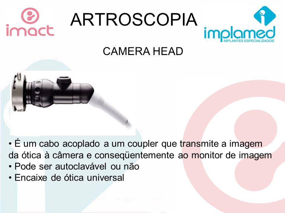 ARTROSCOPIA CAMERA HEAD