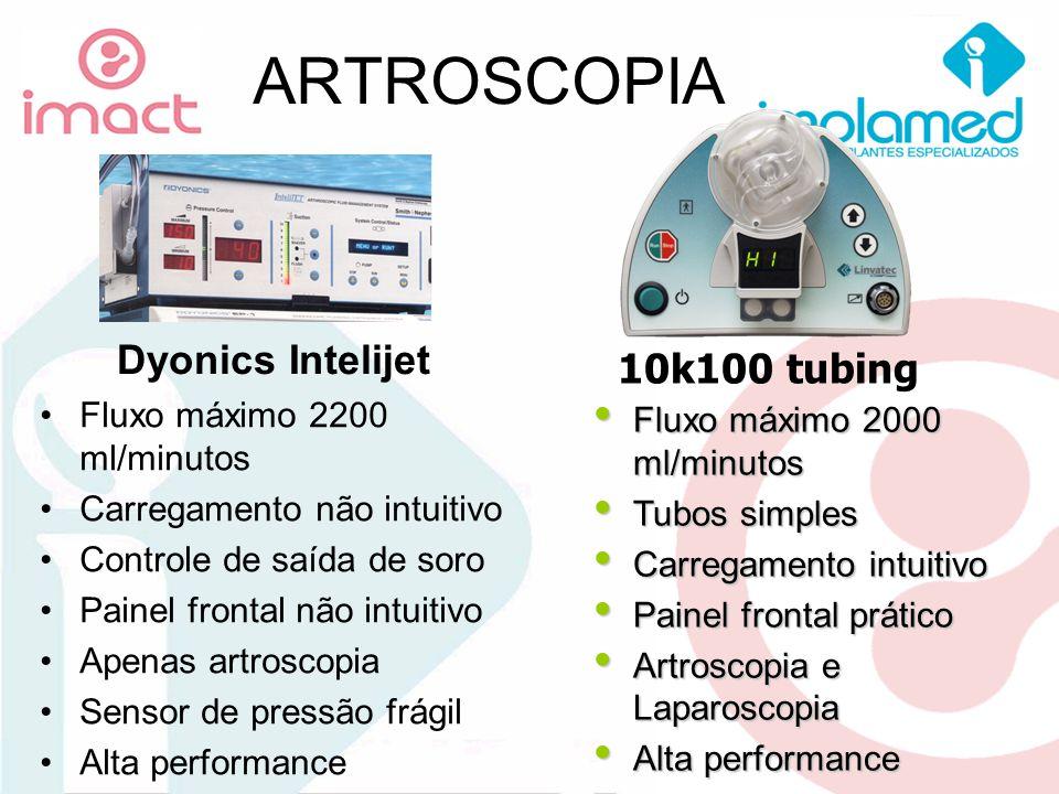 ARTROSCOPIA Dyonics Intelijet 10k100 tubing
