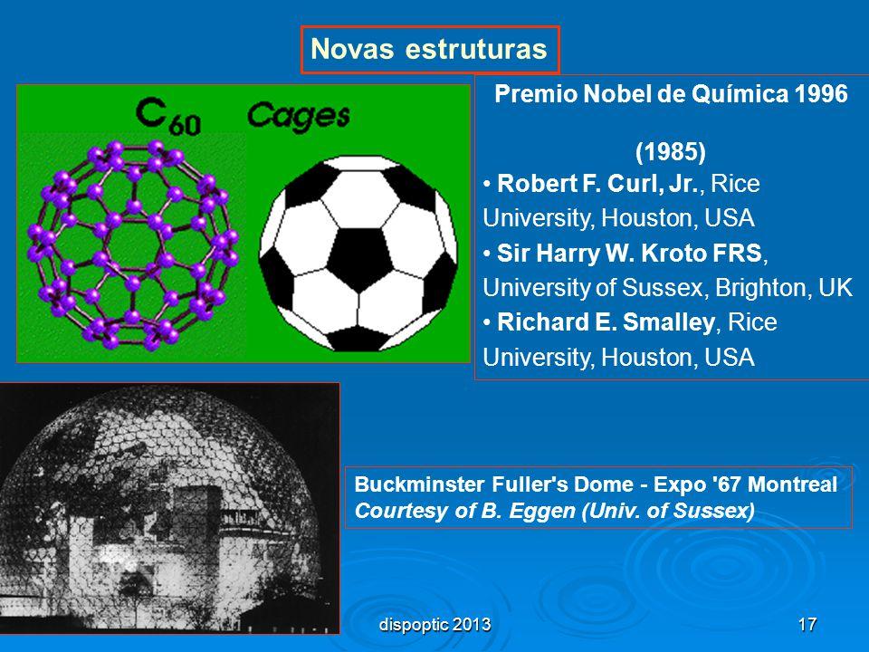 Premio Nobel de Química 1996