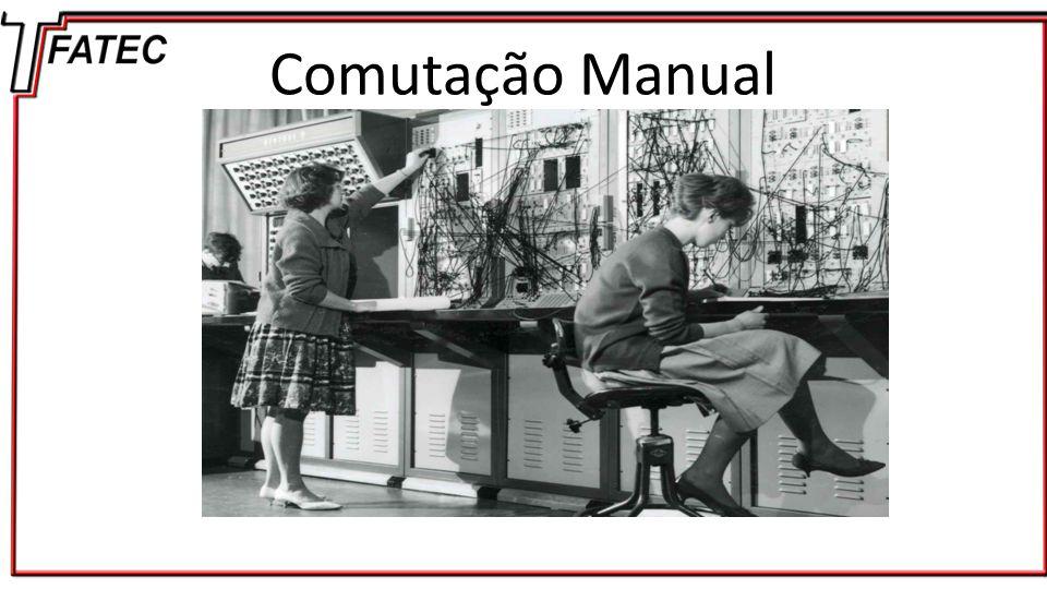 Comutação Manual