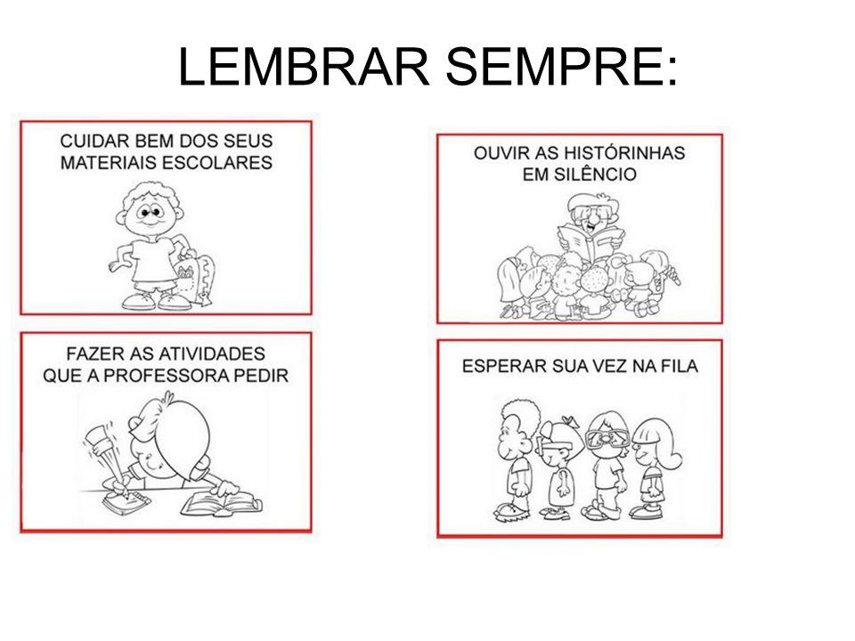 LEMBRAR SEMPRE: