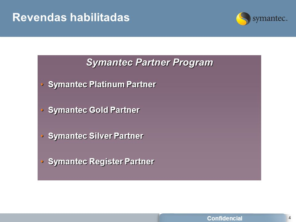 Symantec Partner Program