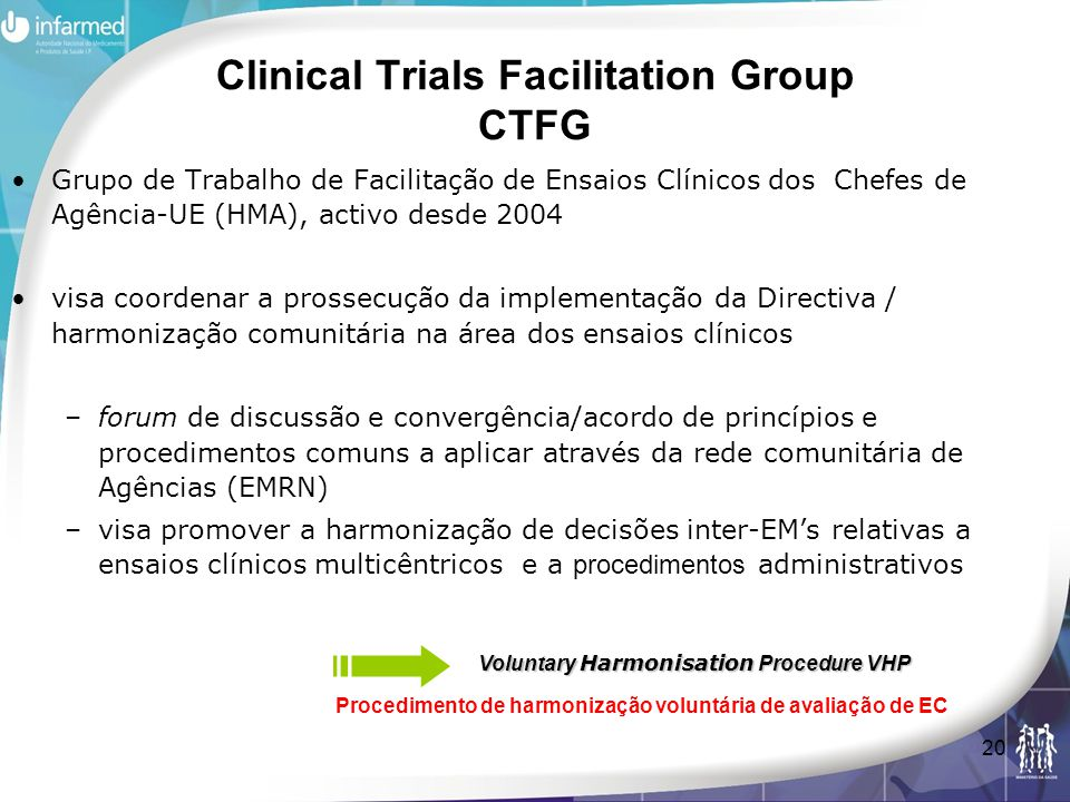 Clinical Trials Facilitation Group CTFG