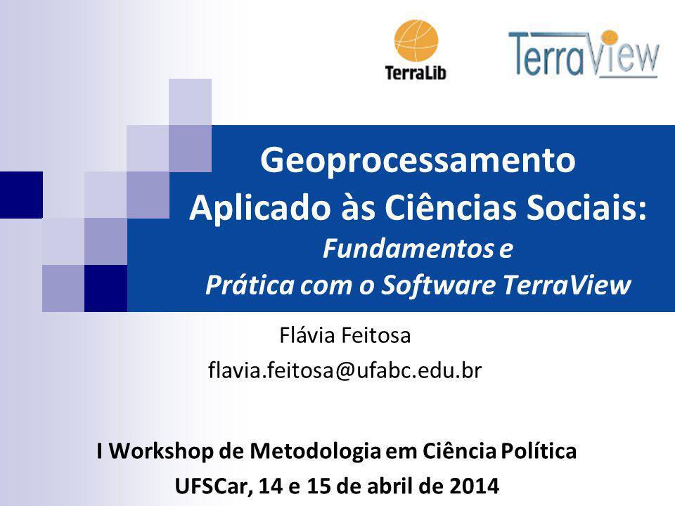 I Workshop de Metodologia em Ciência Política