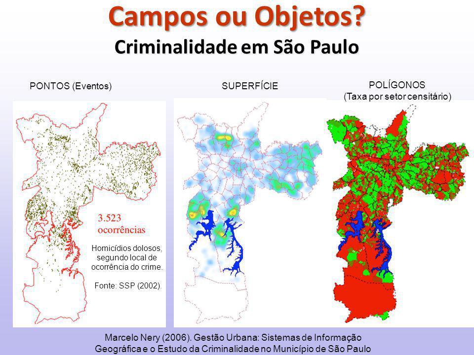 Criminalidade em São Paulo
