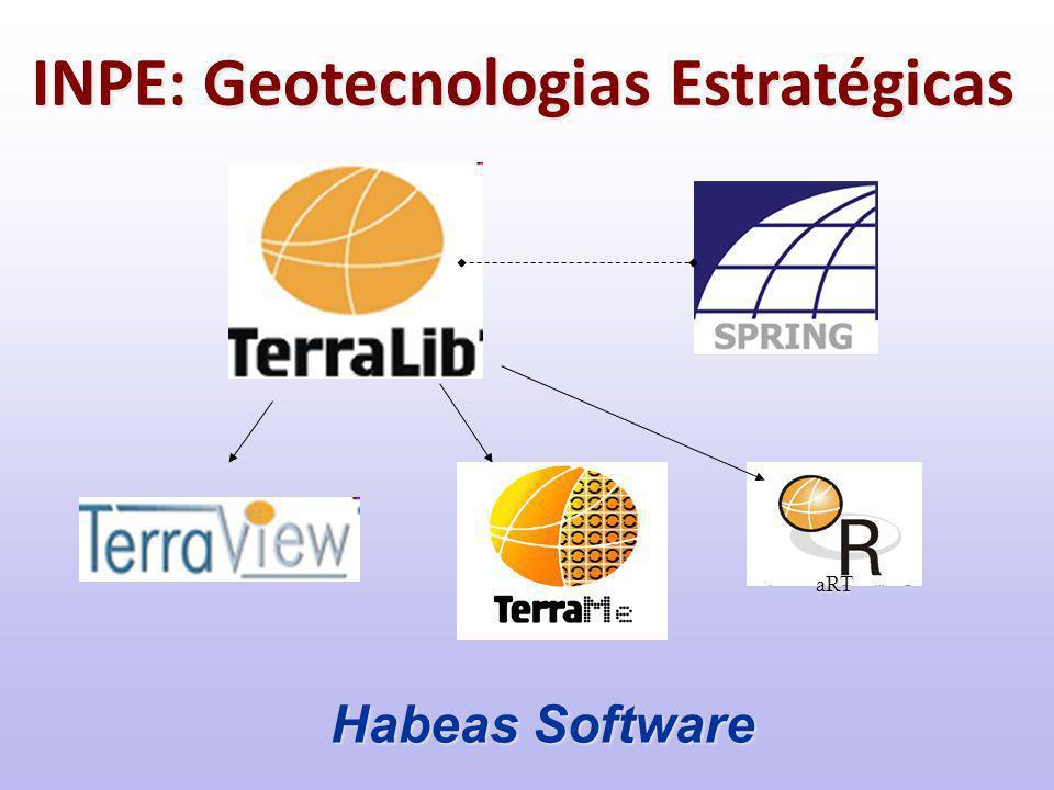 INPE: Geotecnologias Estratégicas