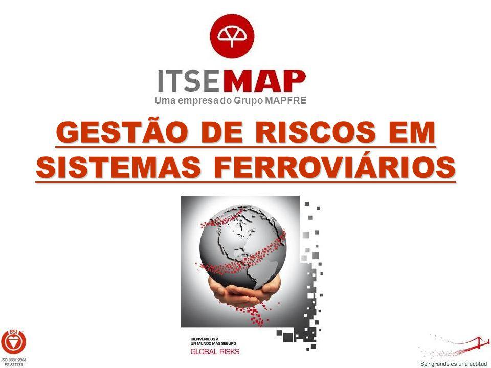 GESTÃO DE RISCOS EM SISTEMAS FERROVIÁRIOS