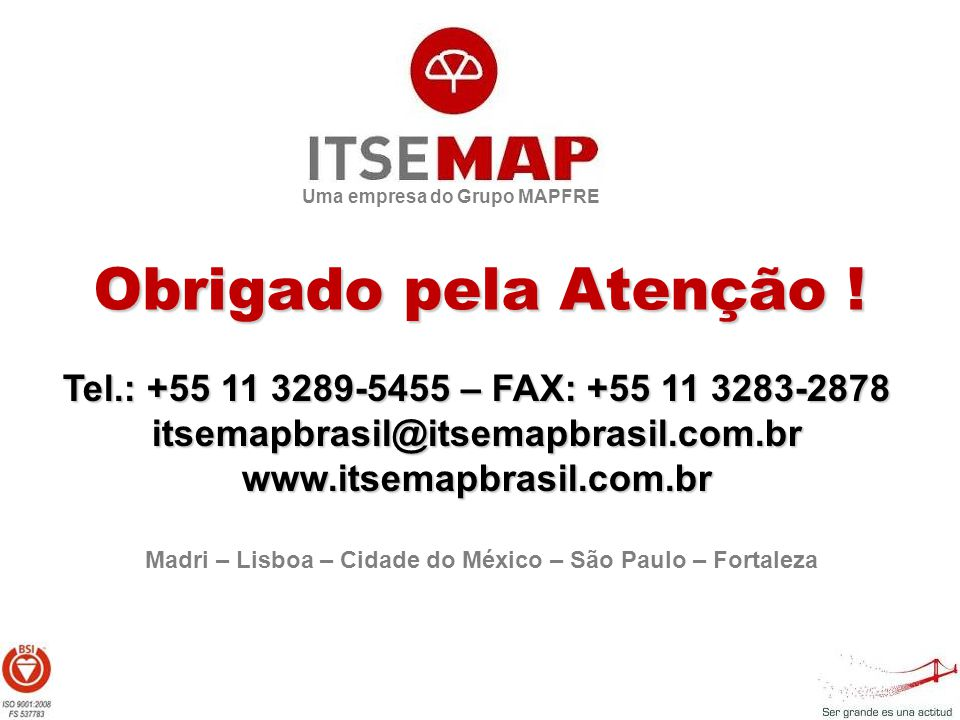 Madri – Lisboa – Cidade do México – São Paulo – Fortaleza