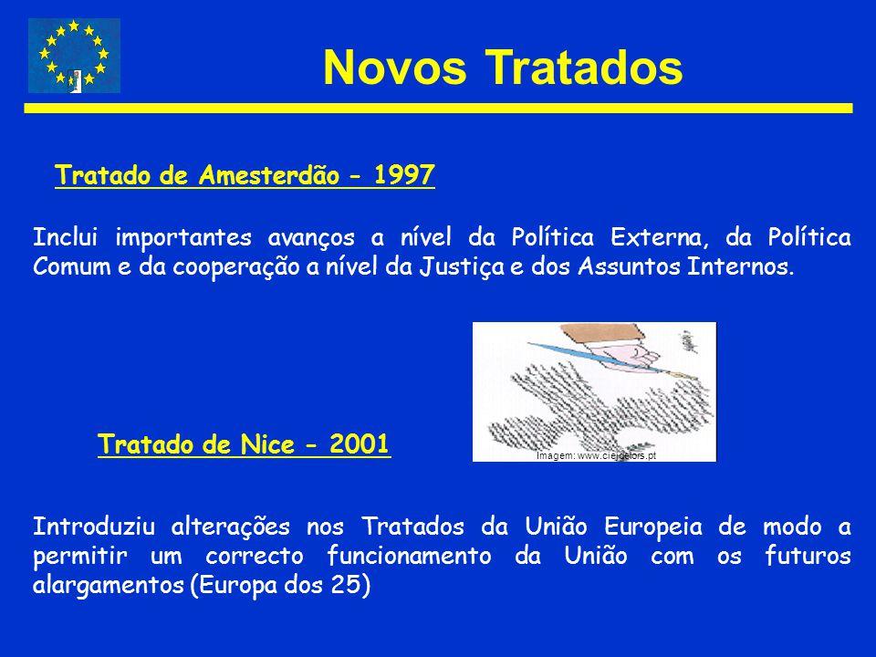 Tratado de Amesterdão - 1997