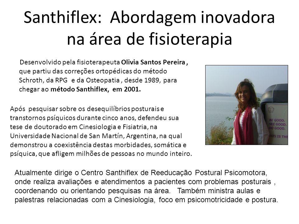 Santhiflex: Abordagem inovadora na área de fisioterapia