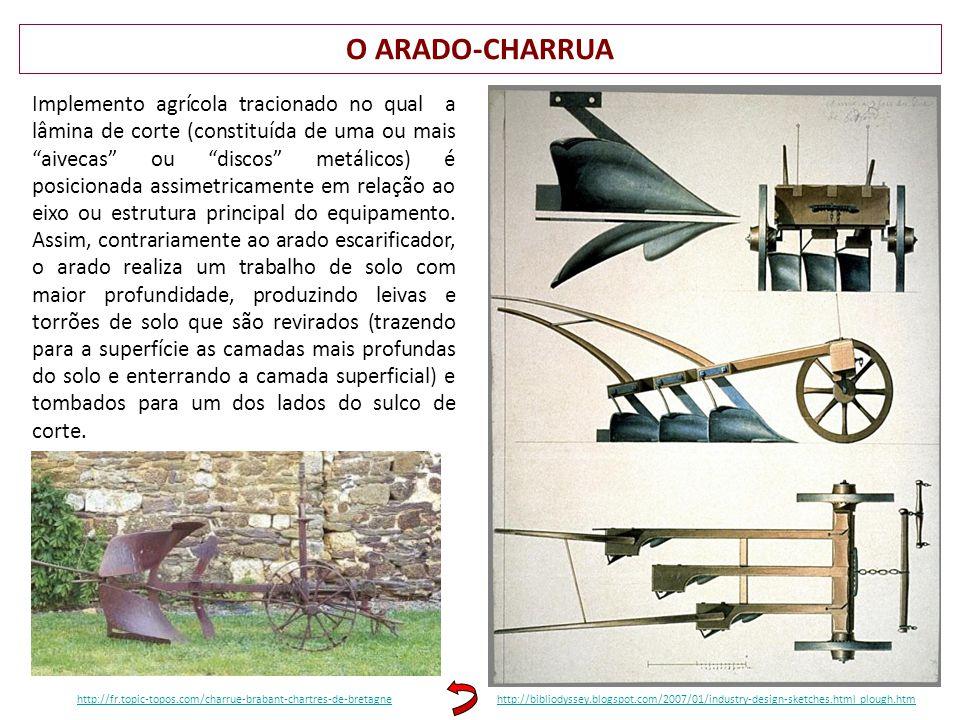 O ARADO-CHARRUA
