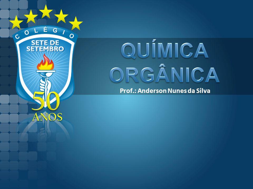 Prof.: Anderson Nunes da Silva