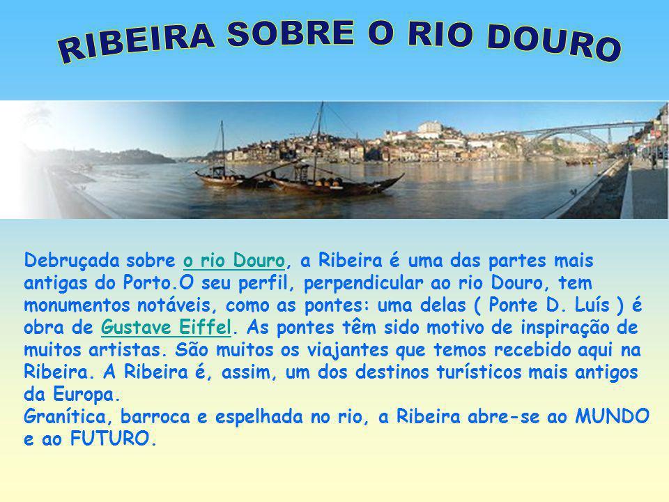 RIBEIRA SOBRE O RIO DOURO