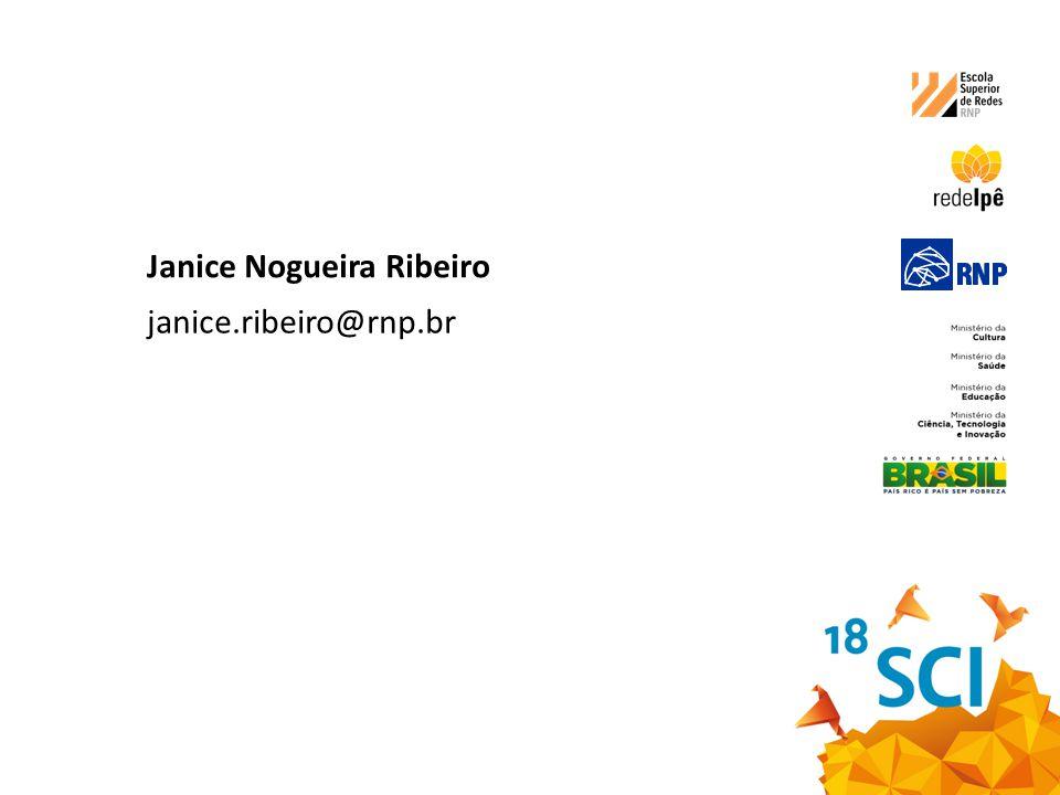 Janice Nogueira Ribeiro