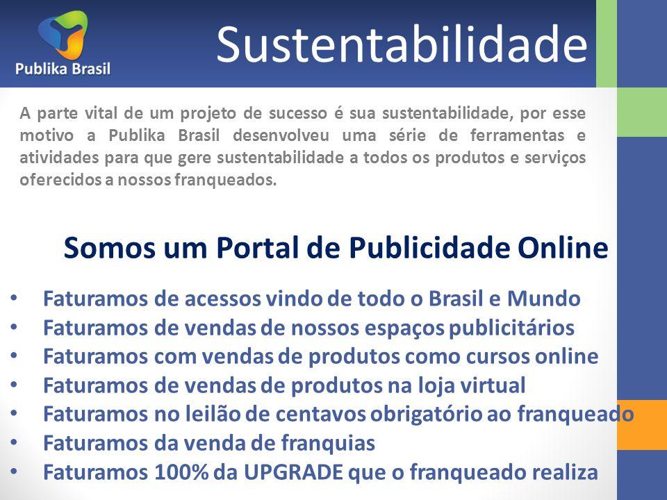 Somos um Portal de Publicidade Online