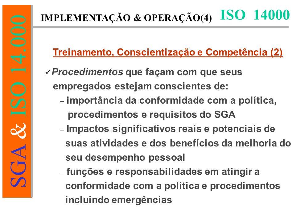 Treinamento, Conscientização e Competência (2)