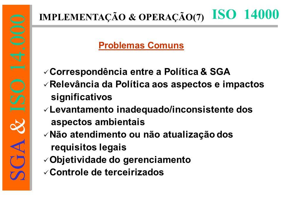 ISO 14000 IMPLEMENTAÇÃO & OPERAÇÃO(7)