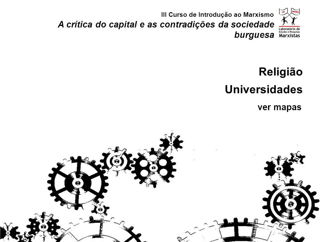 Religião Universidades