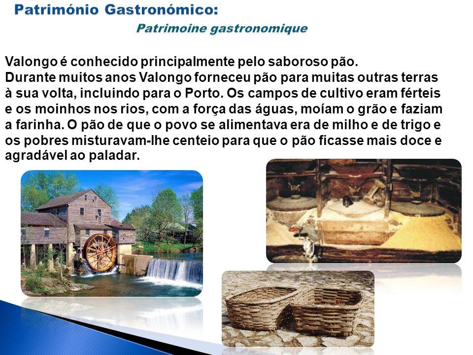 Património Gastronómico: Patrimoine gastronomique