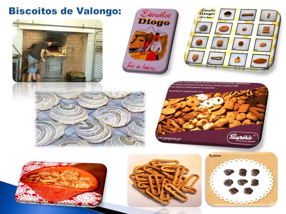 Biscoitos de Valongo: