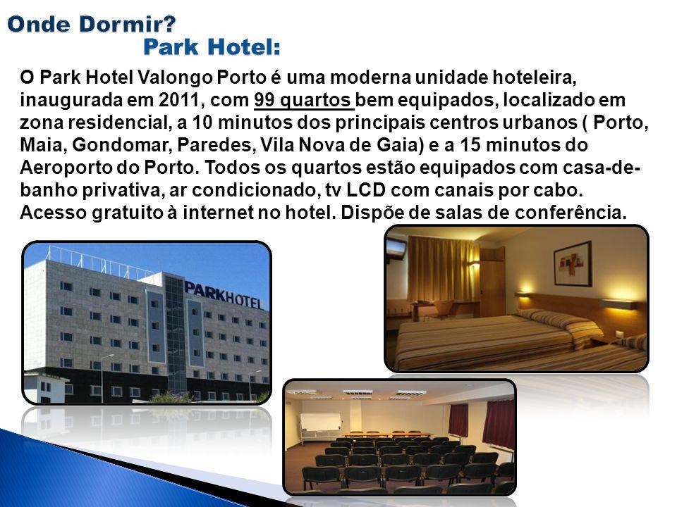 Onde Dormir Park Hotel: