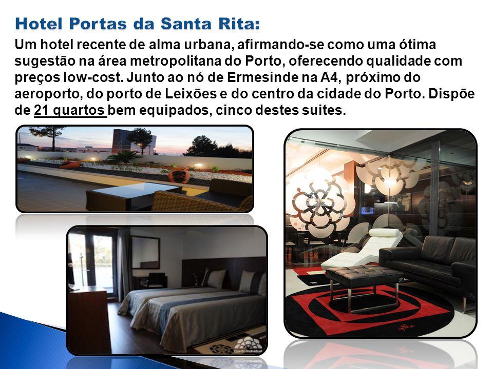 Hotel Portas da Santa Rita: