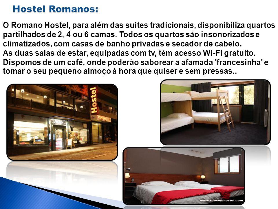 Hostel Romanos:
