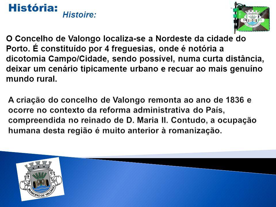 História: Histoire: