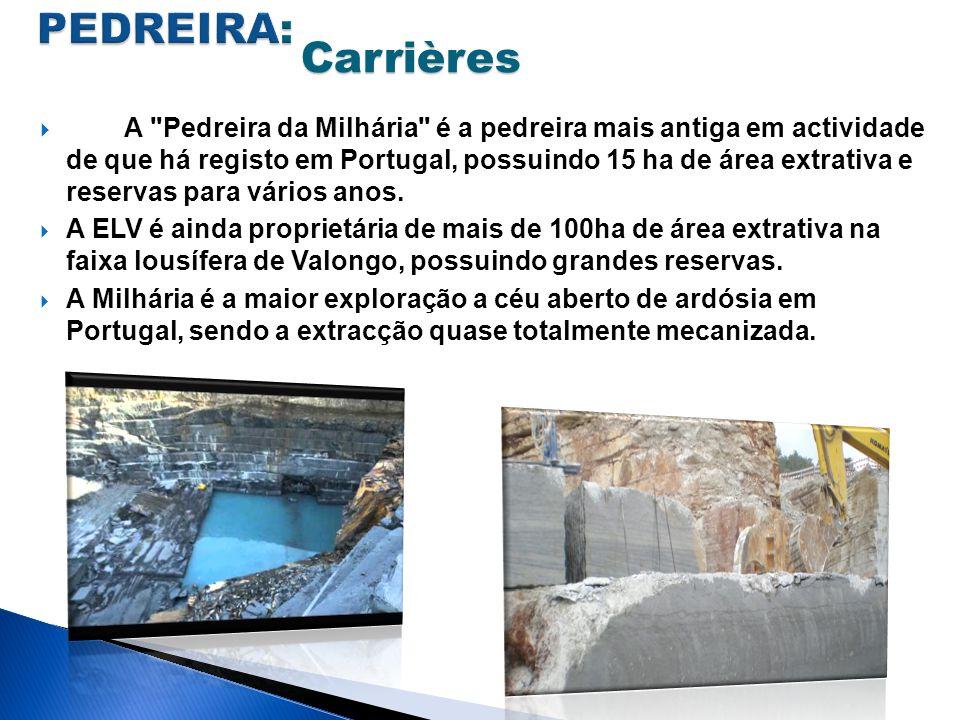 Carrières PEDREIRA: