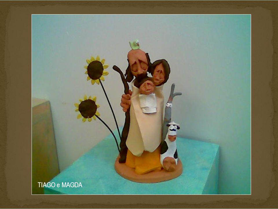 TIAGO e MAGDA
