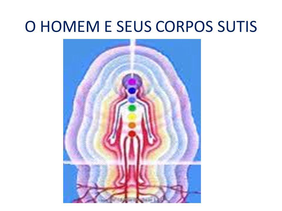 O HOMEM E SEUS CORPOS SUTIS
