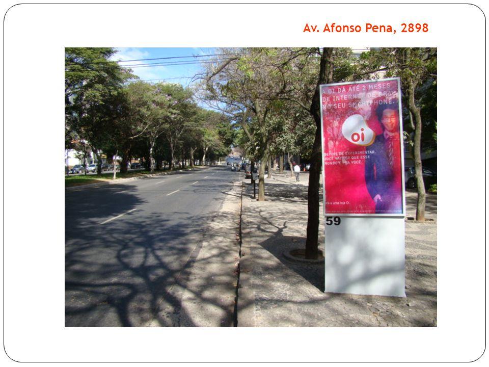 Av. Afonso Pena, 2898