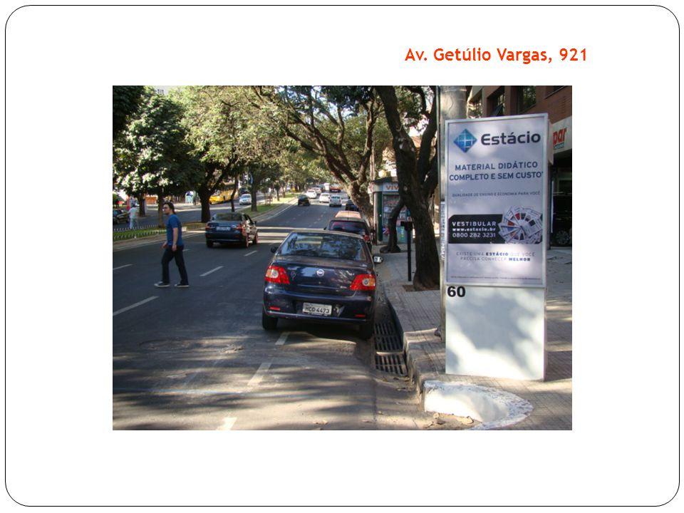Av. Getúlio Vargas, 921