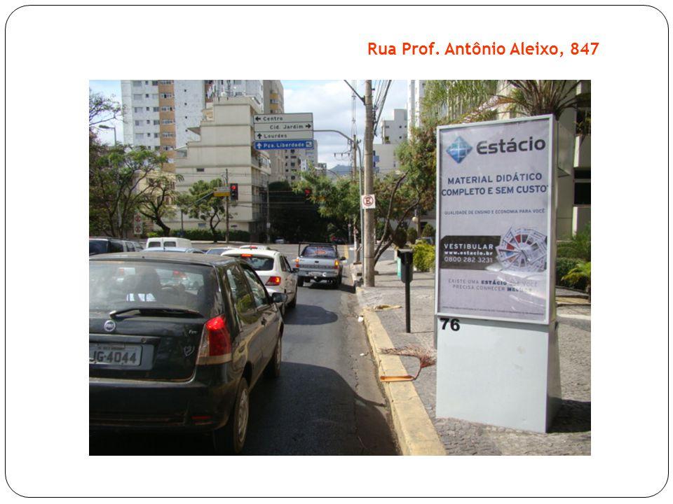 Rua Prof. Antônio Aleixo, 847