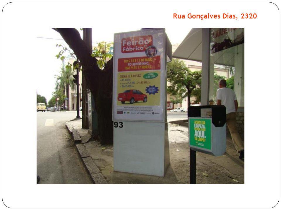 Rua Gonçalves Dias, 2320
