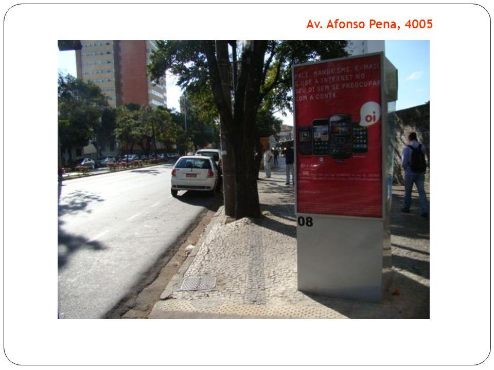 Av. Afonso Pena, 4005