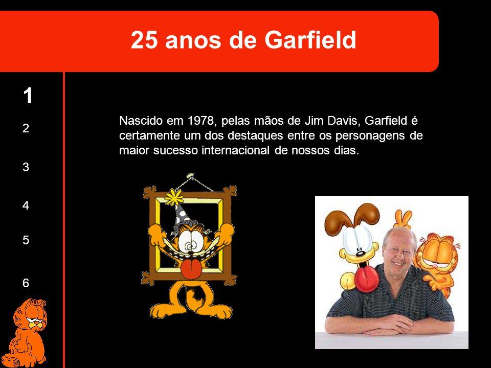 25 anos de Garfield 1.