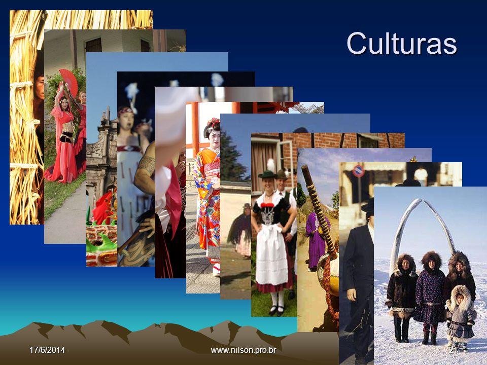Culturas 02/04/2017 www.nilson.pro.br