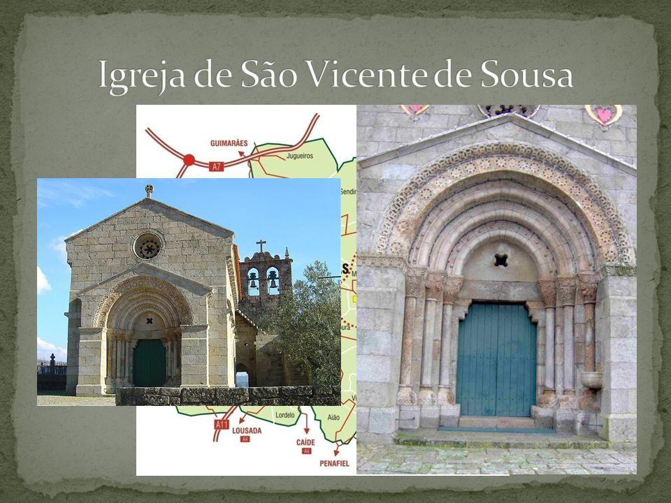 Igreja de São Vicente de Sousa