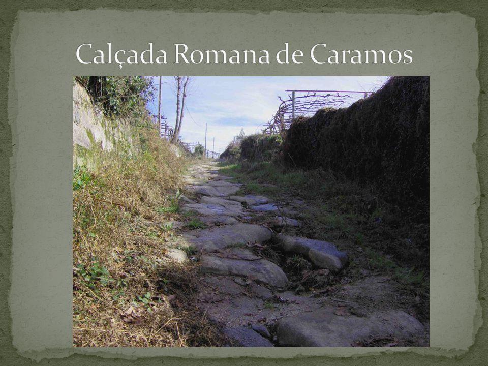 Calçada Romana de Caramos