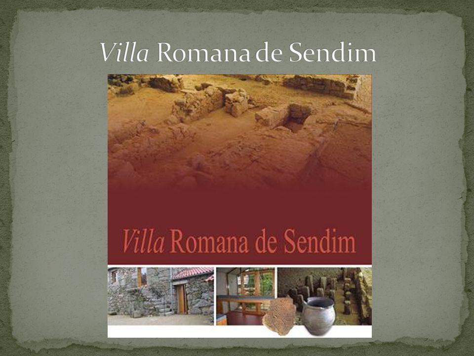 Villa Romana de Sendim Sendim