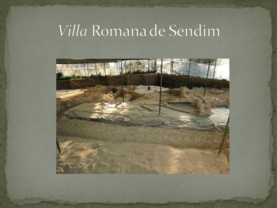 Villa Romana de Sendim