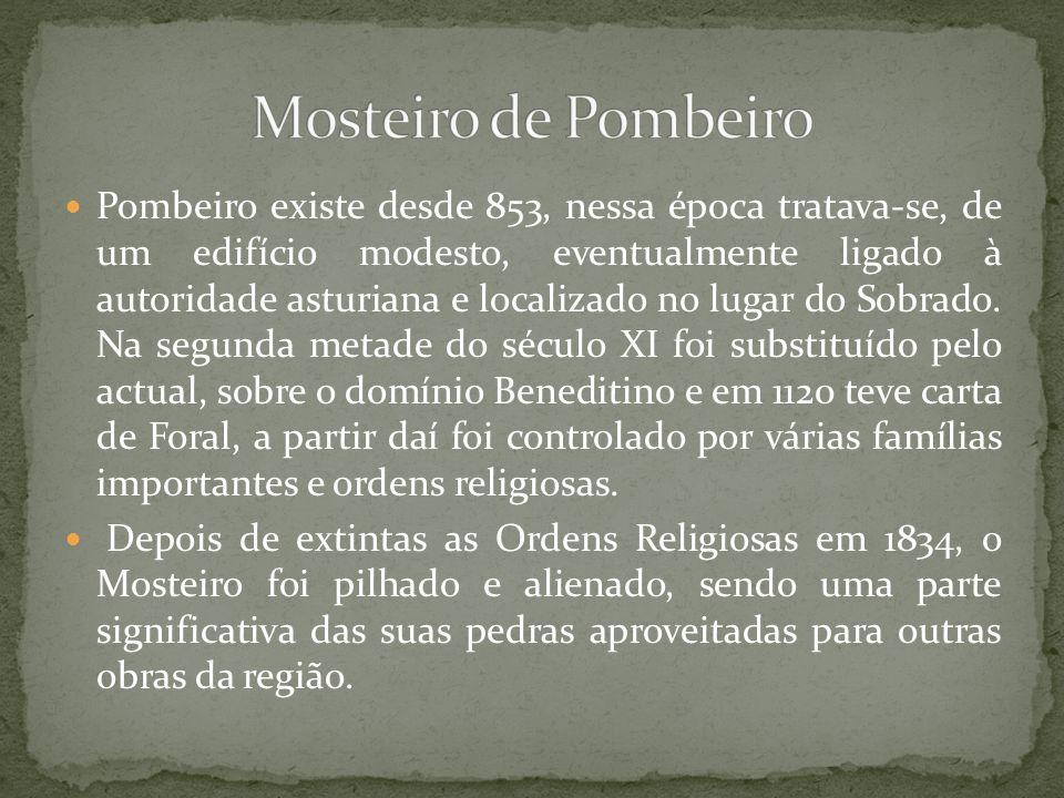 Mosteiro de Pombeiro