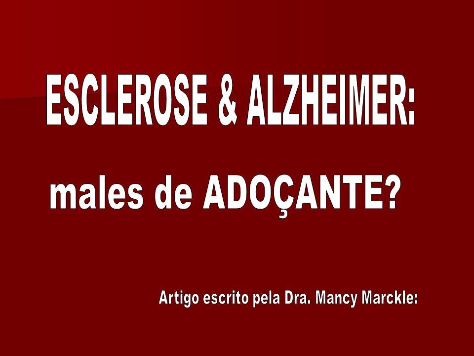 ESCLEROSE & ALZHEIMER: