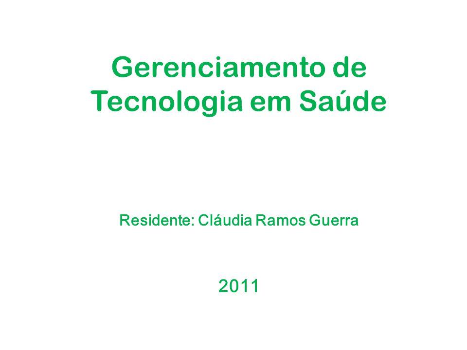 Residente: Cláudia Ramos Guerra