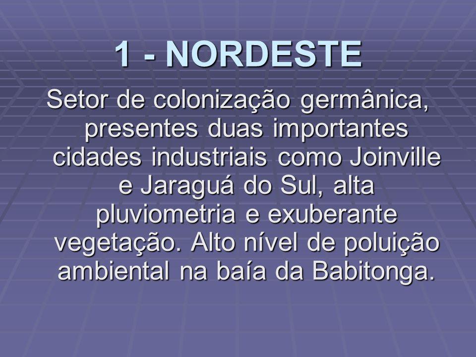 1 - NORDESTE