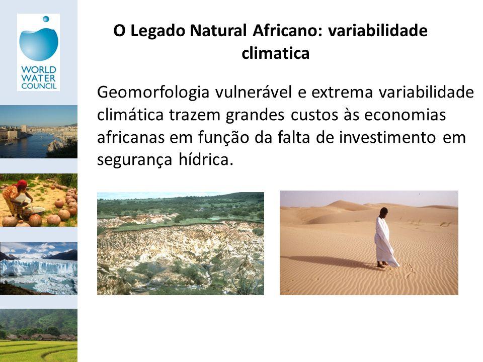 O Legado Natural Africano: variabilidade