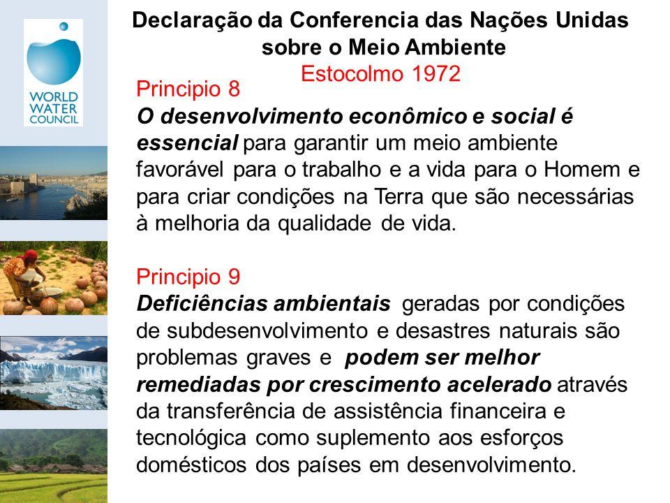 Declaração da Conferencia das Nações Unidas