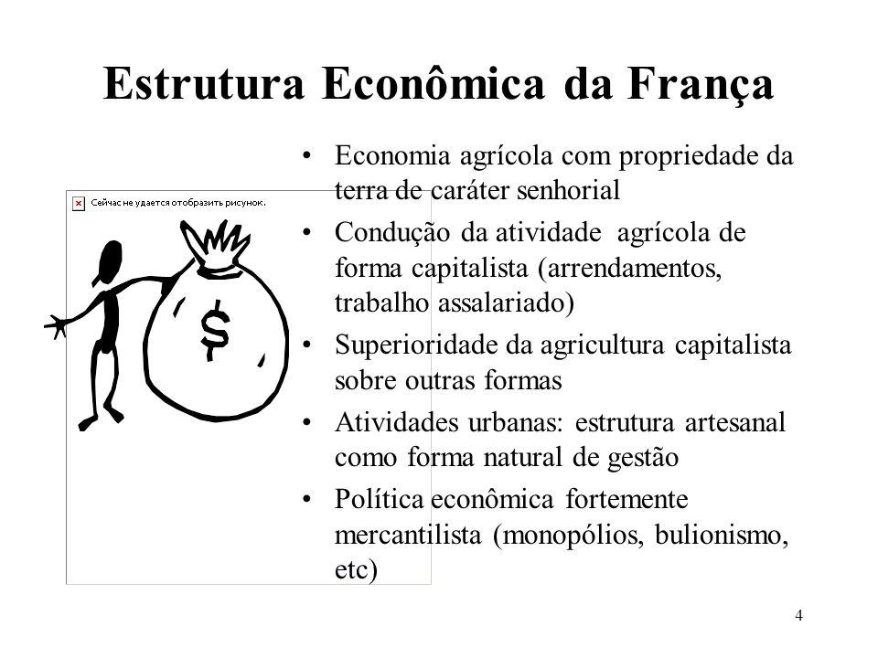 Estrutura Econômica da França