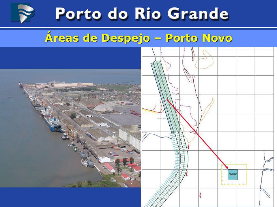 Áreas de Despejo – Porto Novo